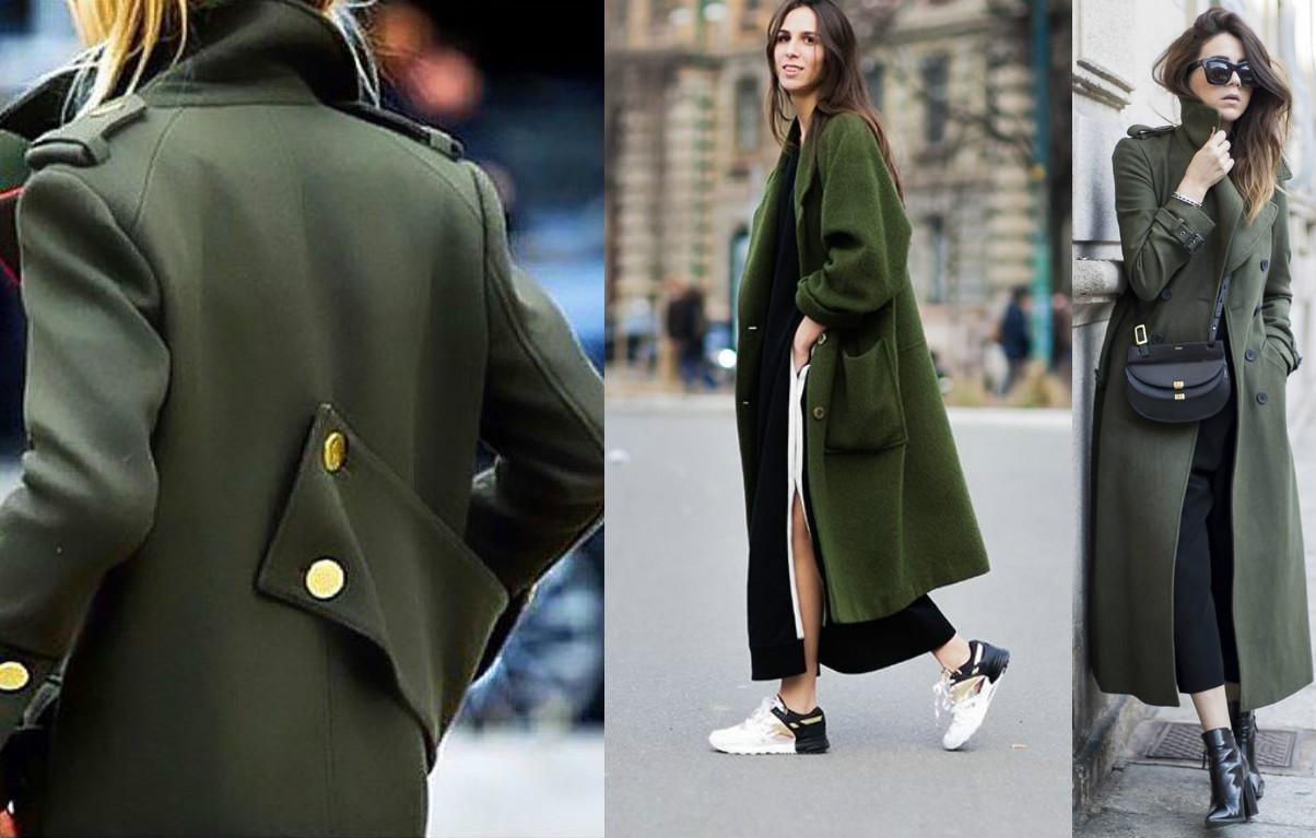 Как выбрать стильную верхнюю одежду? (ФОТО)
