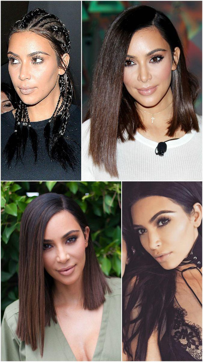 Всех обманула: Ким Кардашьян призналась, что носит парик