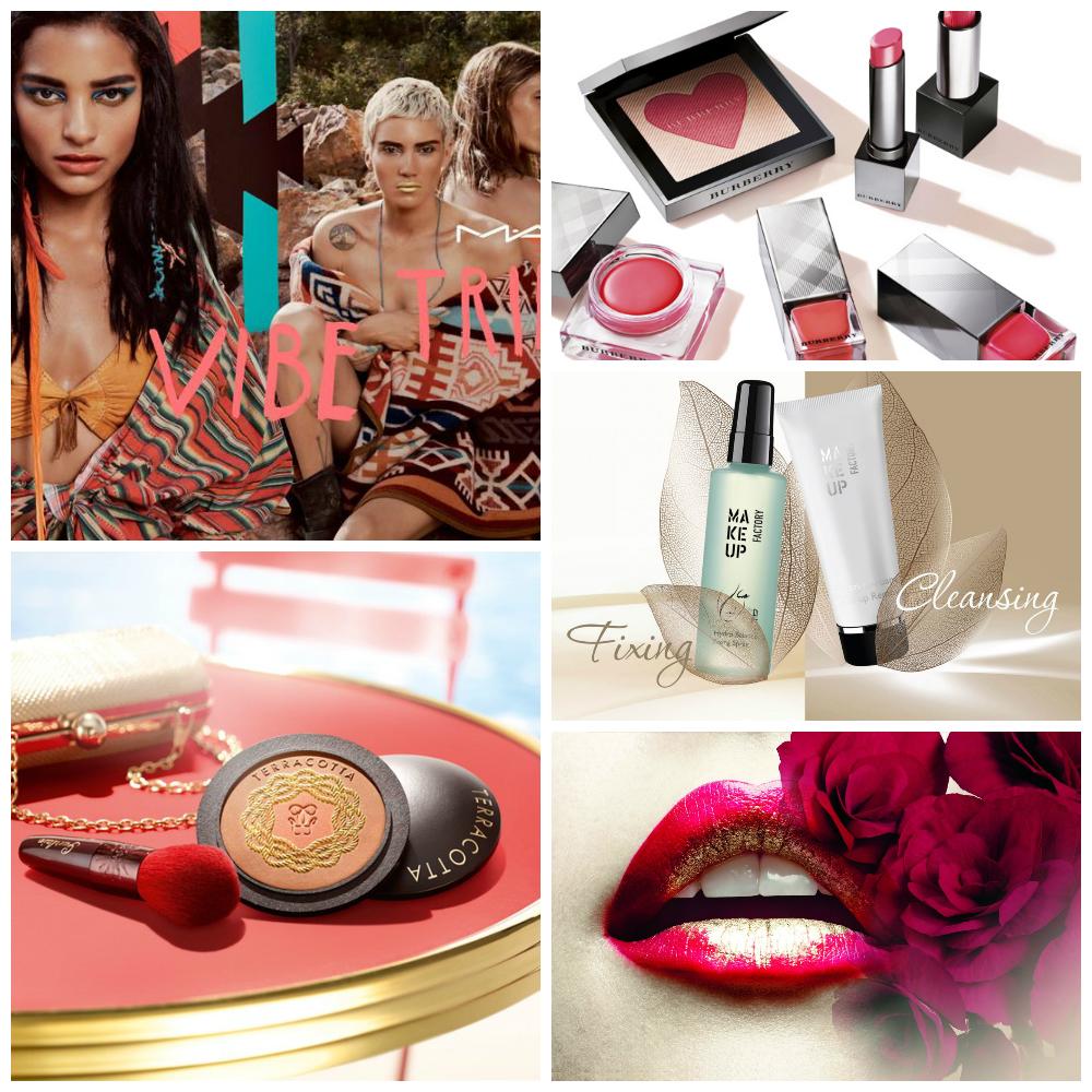 Что нового: коллекция косметики Burberry, бронзеры Guerlain, новинки весны Yves Rocher и многое другое