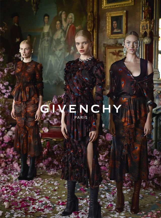 Железная леди: Донателла Версаче блистает в новой кампании Givenchy