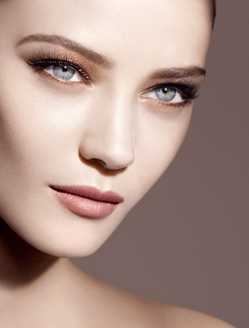 макияж осень 2014