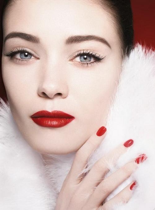 Роскошная осенняя коллекция макияжа от Giorgio Armani