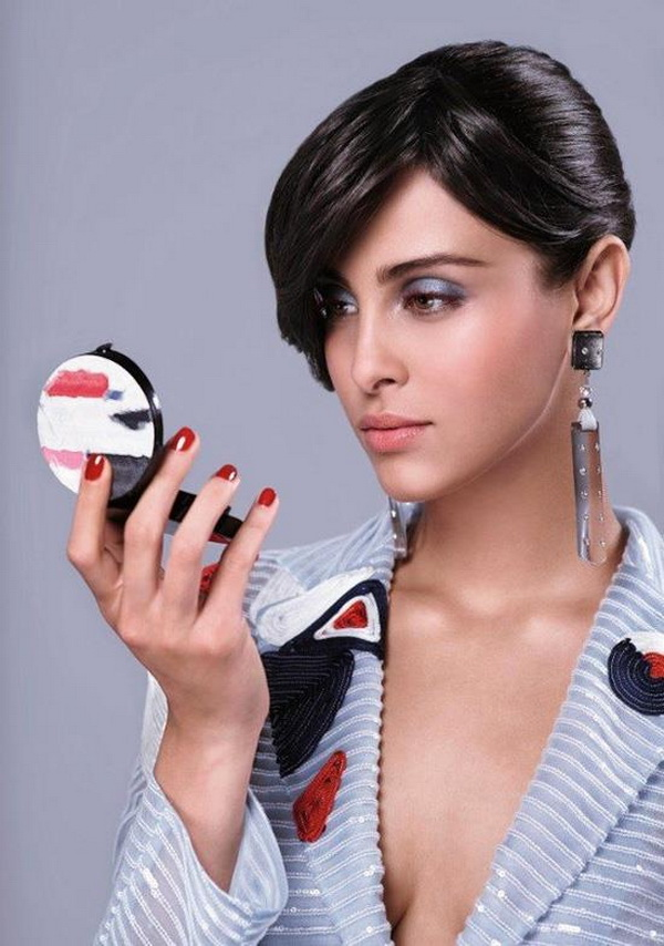 Коллекция косметики Giorgio Armani для повторения макияжа с показа весна-лето 2016