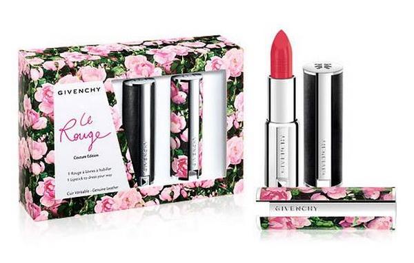 Аманда Сейфрид представляет лимитированную коллекцию макияжа Givenchy