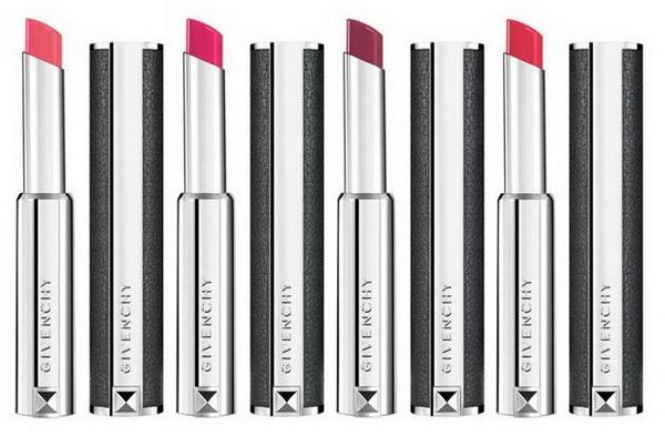 Непозволительная роскошь от Givenchy: новая коллекция губных помад