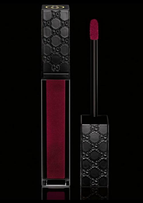 Итальянская роскошь: новая коллекция макияжа Gucci весна 2015