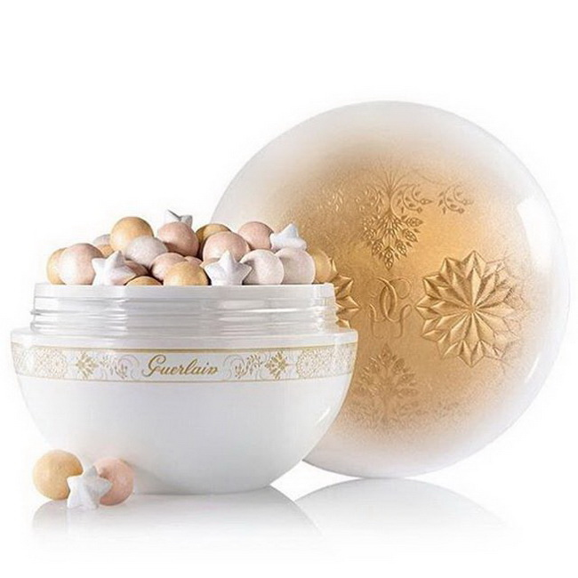 рождественская коллекция макияжа Guerlain Neiges et Merveilles