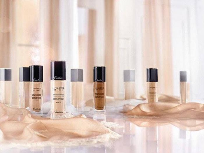 Одежда для кожи: новая коллекция для создания идеального тона лица Nude от Guerlain
