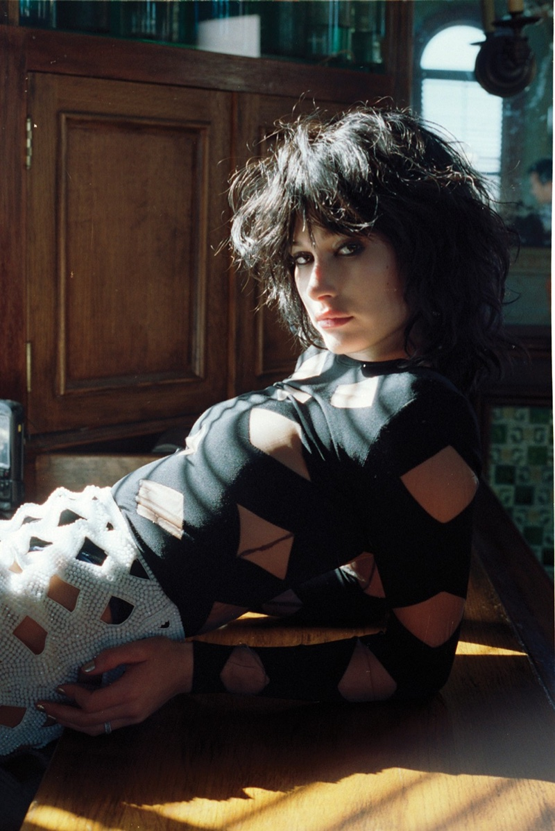 А девочка созрела: дочь актера Стивена Болдуина, Хейли Болдуин, снялась в проекте Sexy