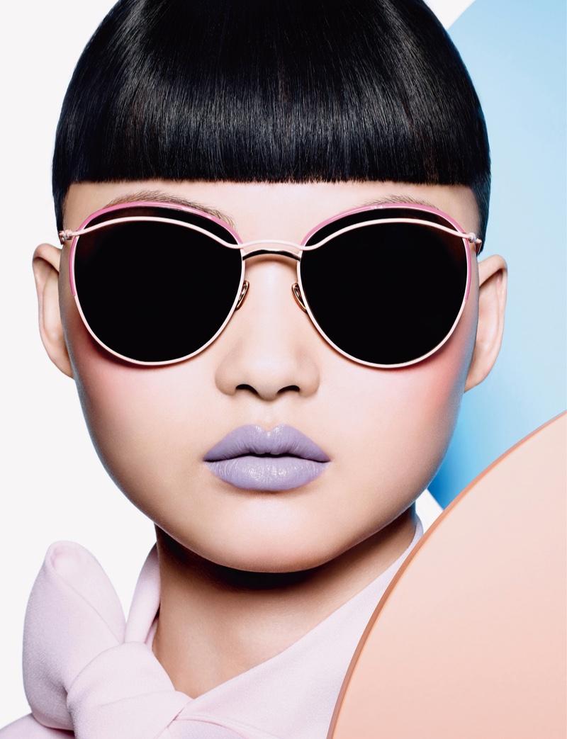 Не надо стесняться: яркие beauty-образы, созданные с коллекцией Milky Dots, в новом номере Dior Magazine
