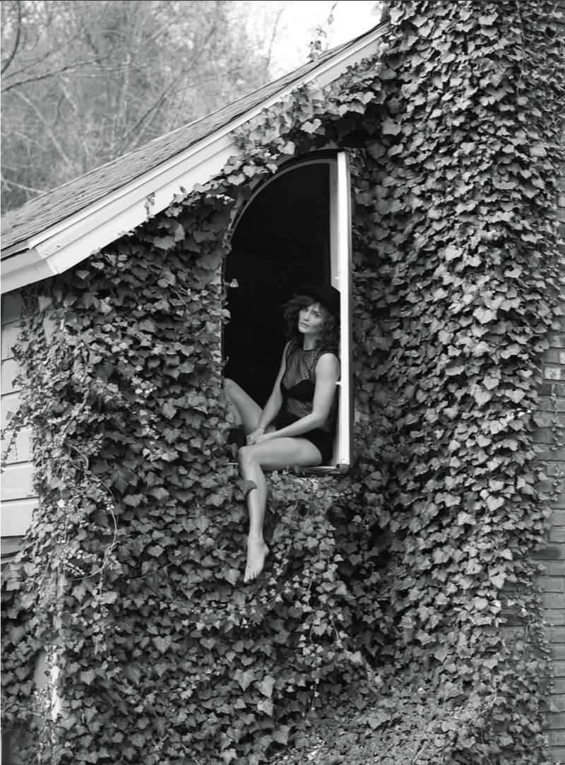 Супермодель Хелена Кристенсен покорила своей фигурой в купальниках фото