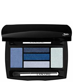 Тренд 2015: синие тени в ежедневном макияже