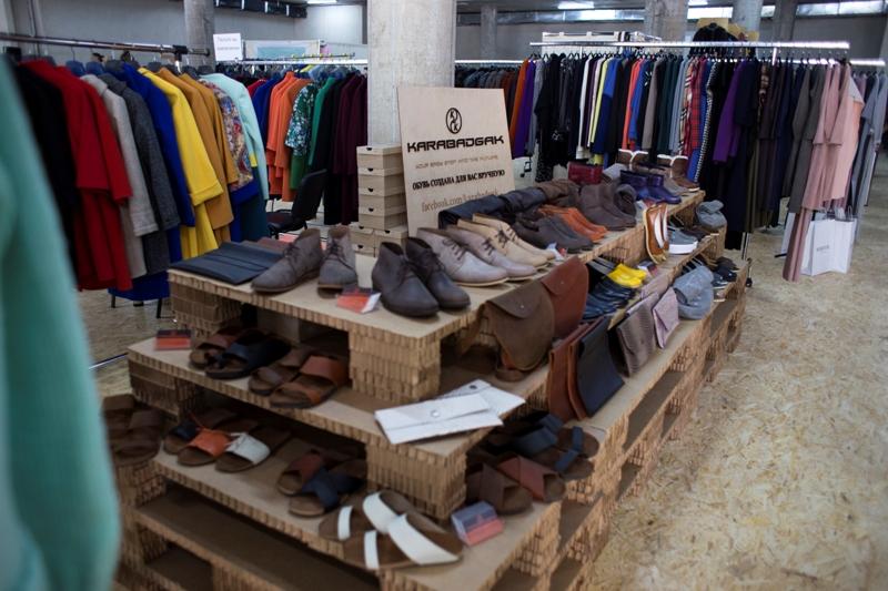 Рай для патриотов-шопоголиков: где найти 10 украинских брендов под одной крышей?