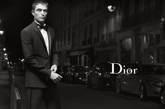 Роберт Паттинсон снялся в рекламе ароматов от Dior (ФОТО)
