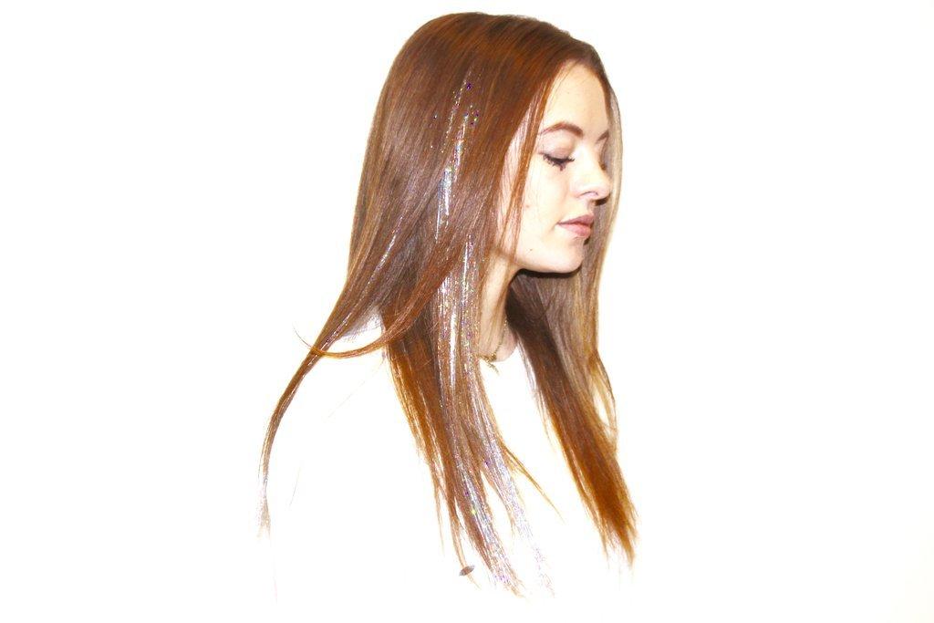 """Пока можно: """"сосульки"""" на волосах — тренд зимы"""
