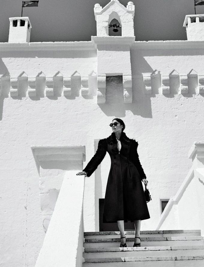 Новая фотосессия Ирины Шейк (ФОТО)