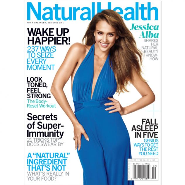 Джессика Альба: о здоровье, красоте и жизненных целях