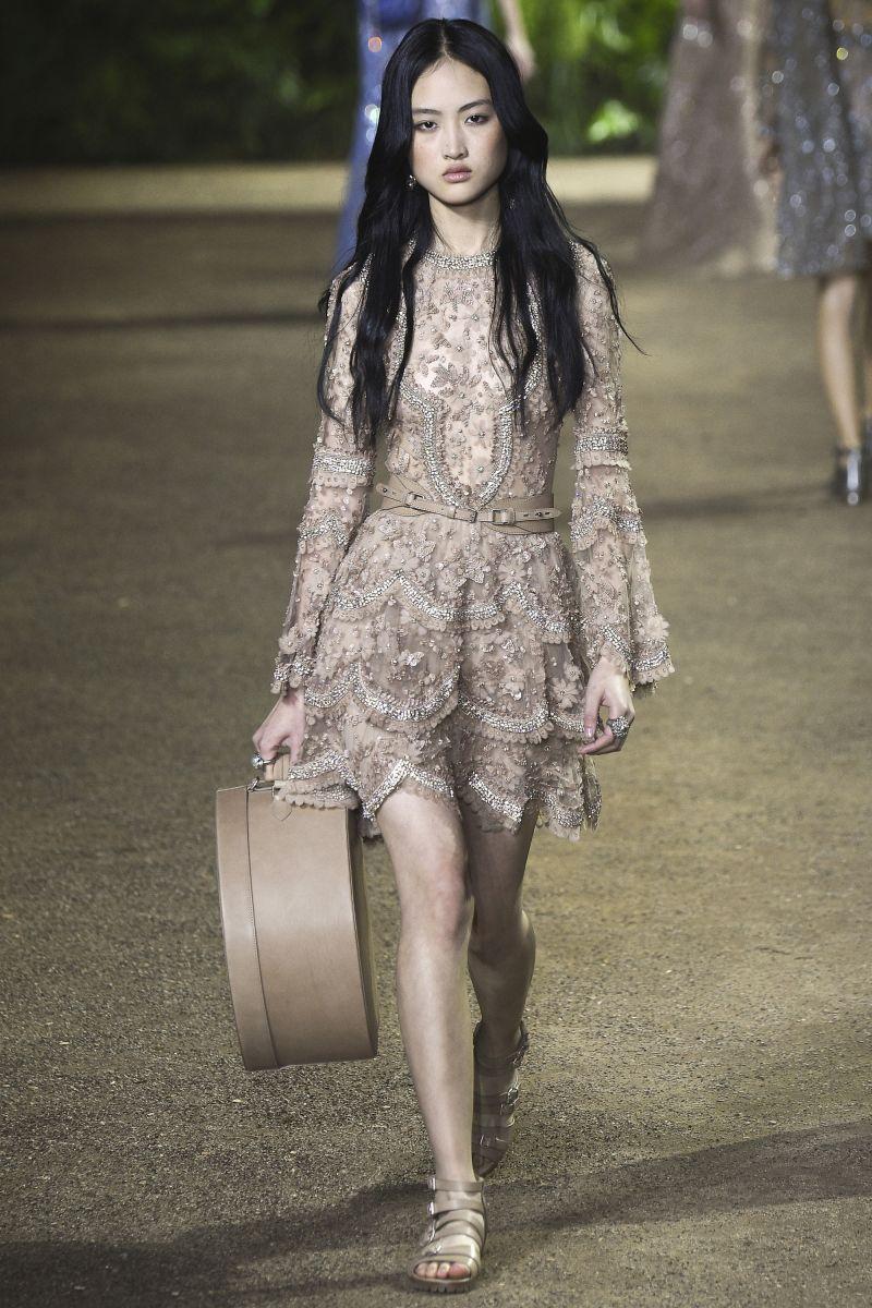 Путешествие по Индии и роскошь Ливана: обзор показа Elie Saab Haute Couture весна 2016