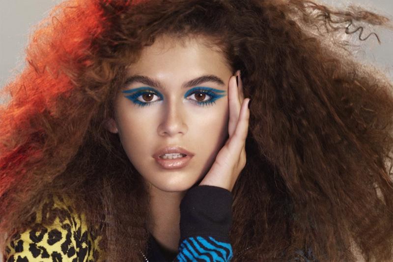 Гламур по-взрослому: дочь Синди Кроуфорд в фотосессии для Marc Jacobs Beauty
