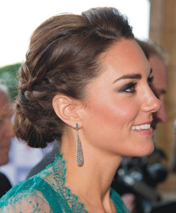 В чем секрет укладок герцогини Кейт?