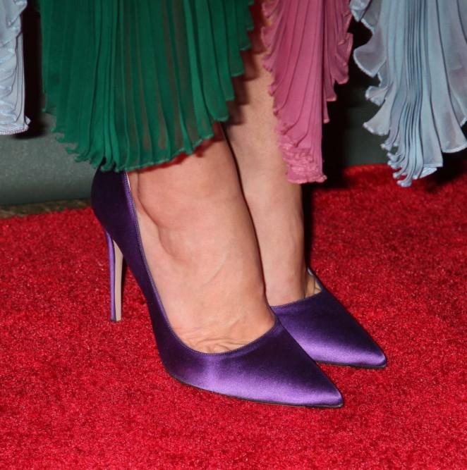 Образ дня: Кира Найтли на премьере спектакля Therese Raquin в Нью-Йорке