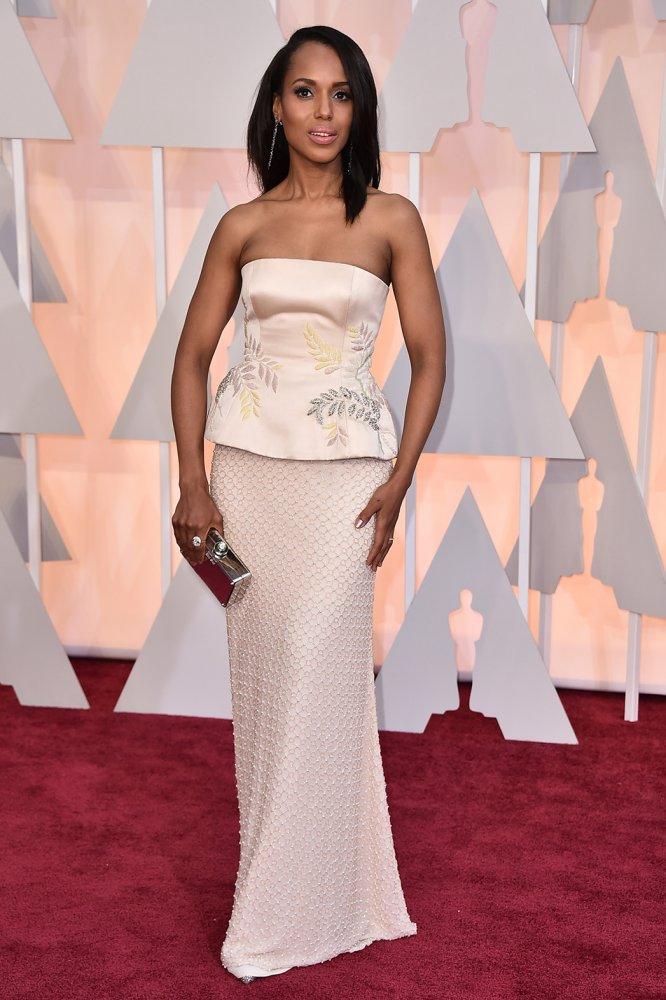 Керри Вашингтон Оскар 2015