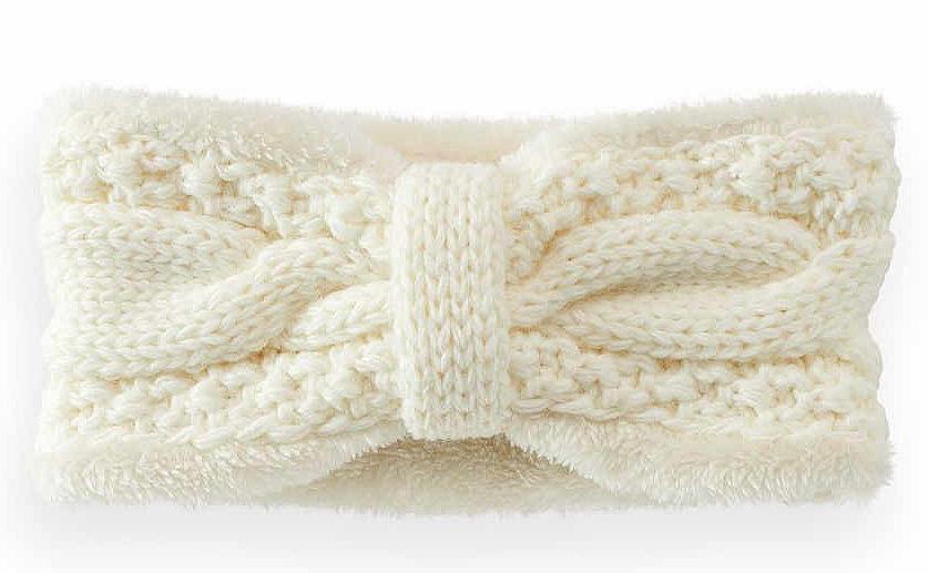 какую прическу подобрать, если носишь теплую повязку?