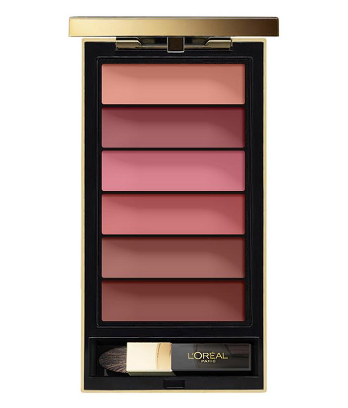 Целуй его: новые палитры для губ Colour Riche Lip Palette от LOreal Paris