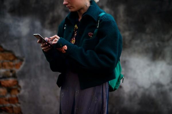 38 Ukrainian Fashion Week street style фото