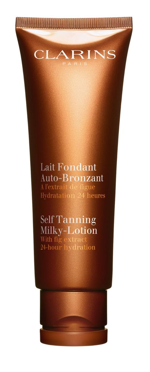 Self Tanning Milky-Lotion от Clarins