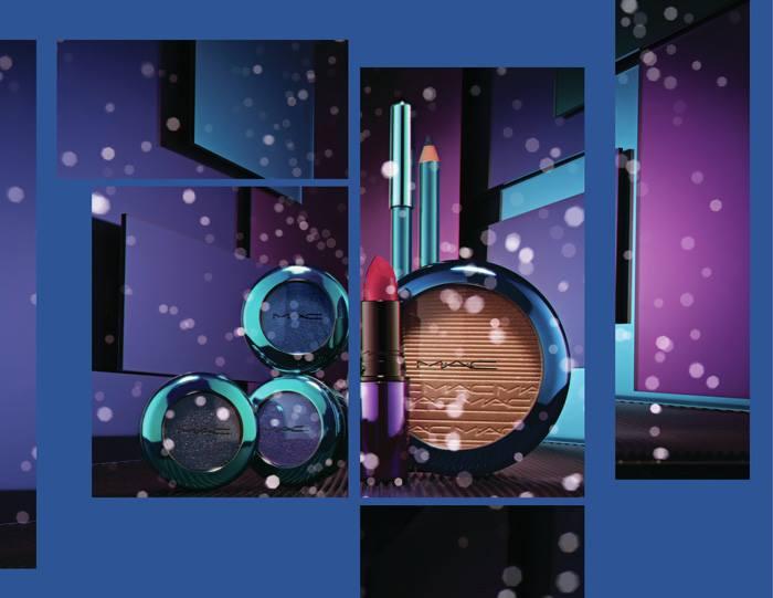 Рождественская коллекция макияжа MAC Magic of the Night Collection