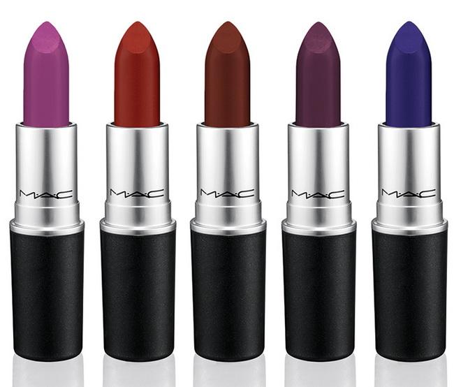 The Matte Lips: в MAC презентовали новую коллекцию губных помад