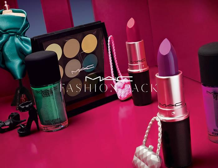 Модный показ: новая коллекция макияжа лето 2016 Fashion Pack от MAC