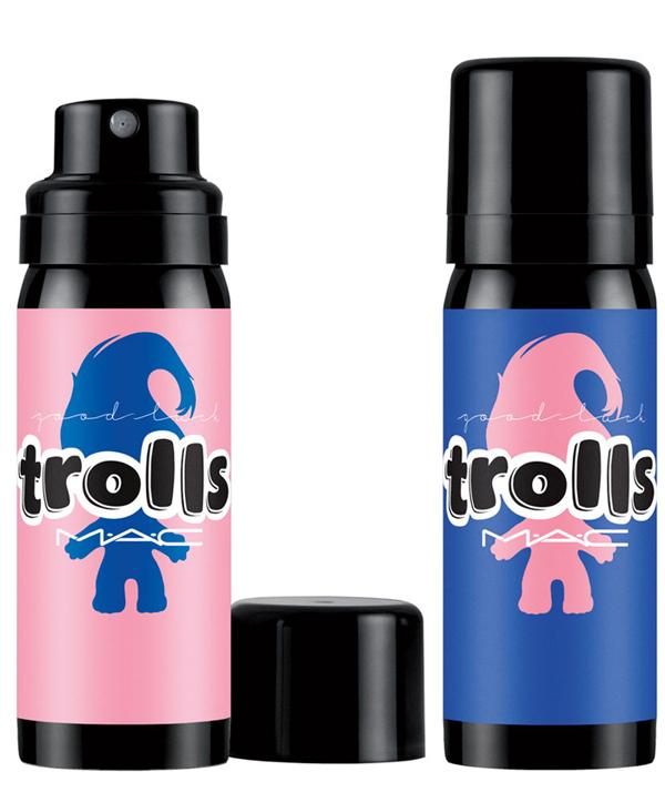 Тролль 80 lvl: новая коллекция с троллями Good Luck Trolls от MAC