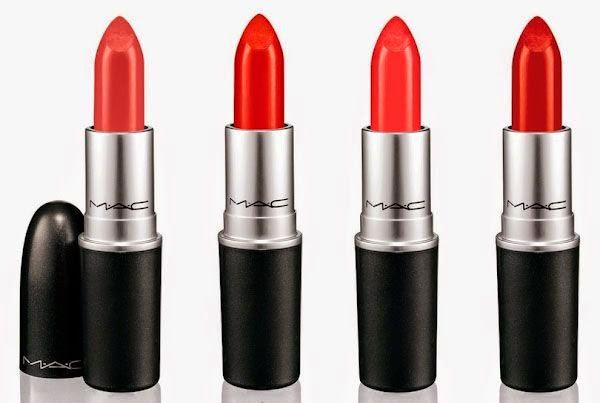 50 оттенков красного: соблазнительная коллекция макияжа от MAC
