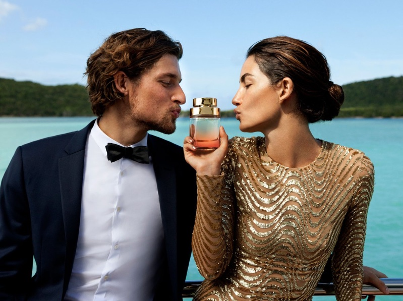 Лили Олдридж в рекламе нового аромата от Michael Kors (ФОТО)
