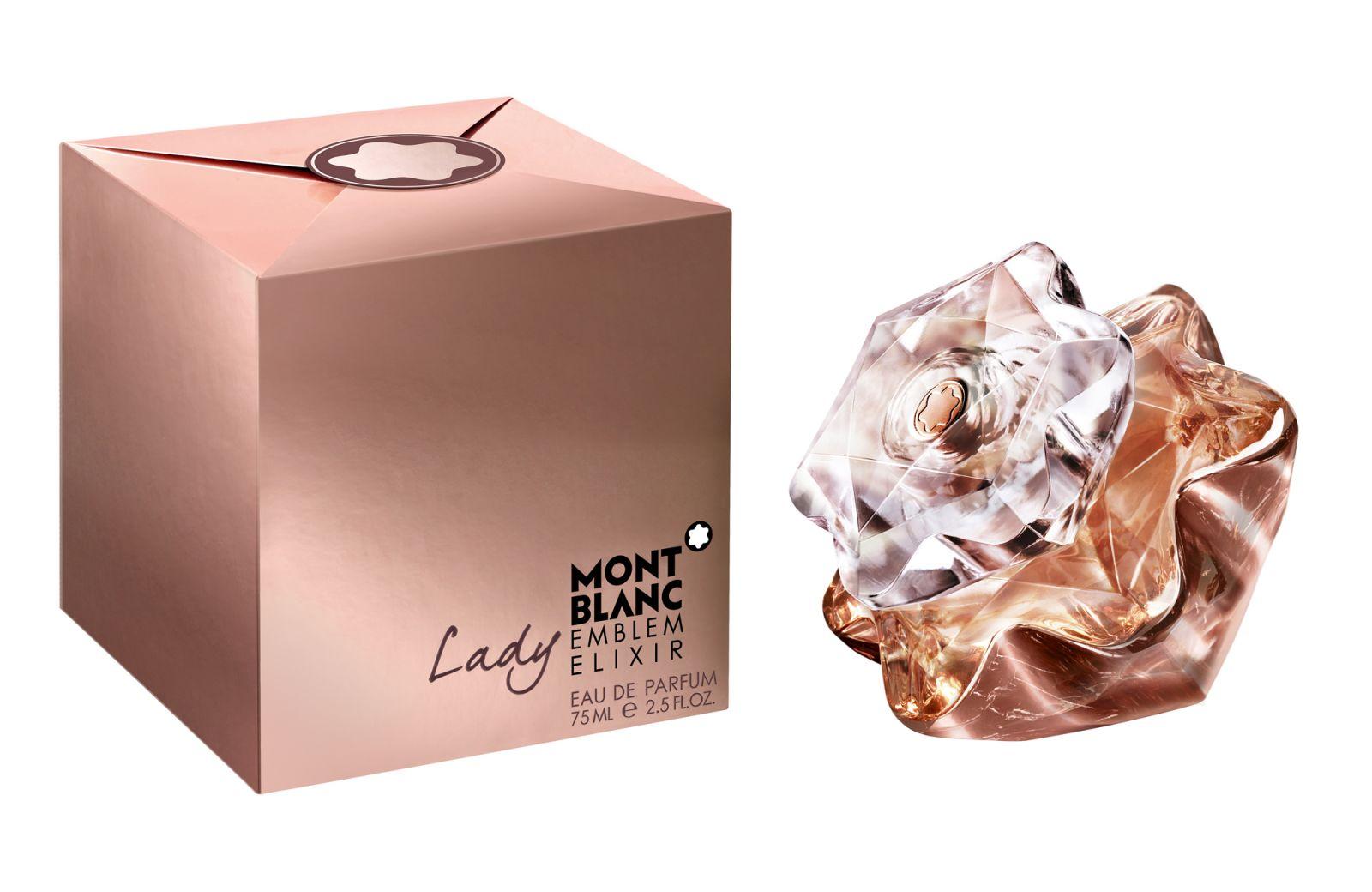 Чем пахнет новый аромат Montblanc Lady Emblem Elixir?