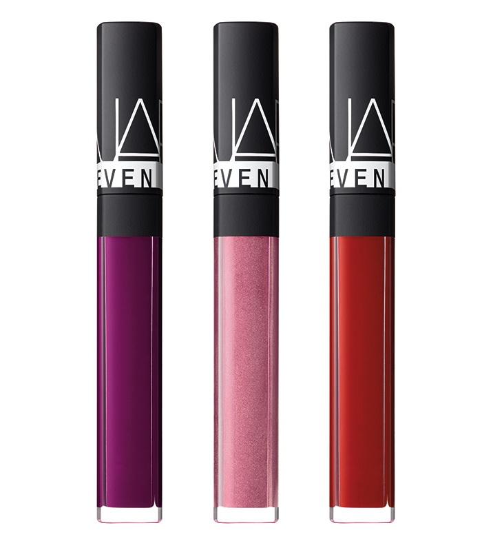 Блеск для губ с виниловым финишем Nars Killer Shine Lip Gloss в 3 оттенках: