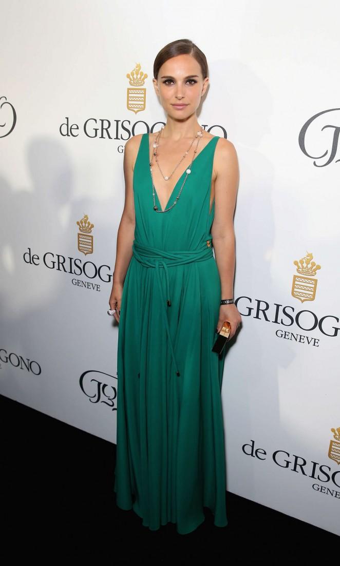 Леди Диор: Натали Портман блистает на престижной вечеринке в Каннах