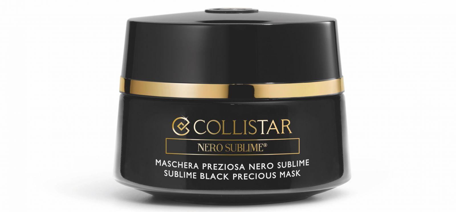 Новый черный: новая линия для сияния и восстановления кожи Sublime Black от Collistar