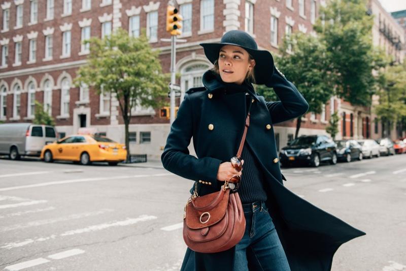 Michael Kors показал тренды уличного стиля с Соланж Ноулз и принцессой Греции (ФОТО)
