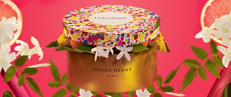 Ароматная вкуснятина: коллекция от LOccitane и кондитерского дома Pierre Herme Paris