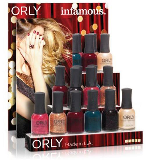 Infamous Collection Holiday от Orly