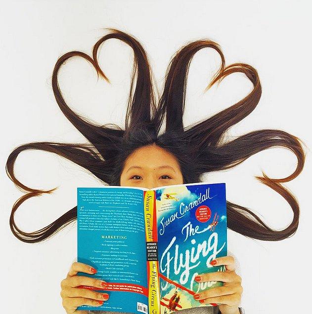 """Волосы-сердечки: новый тренд в Instagram - повторение """"прически"""" Кендалл Дженнер"""