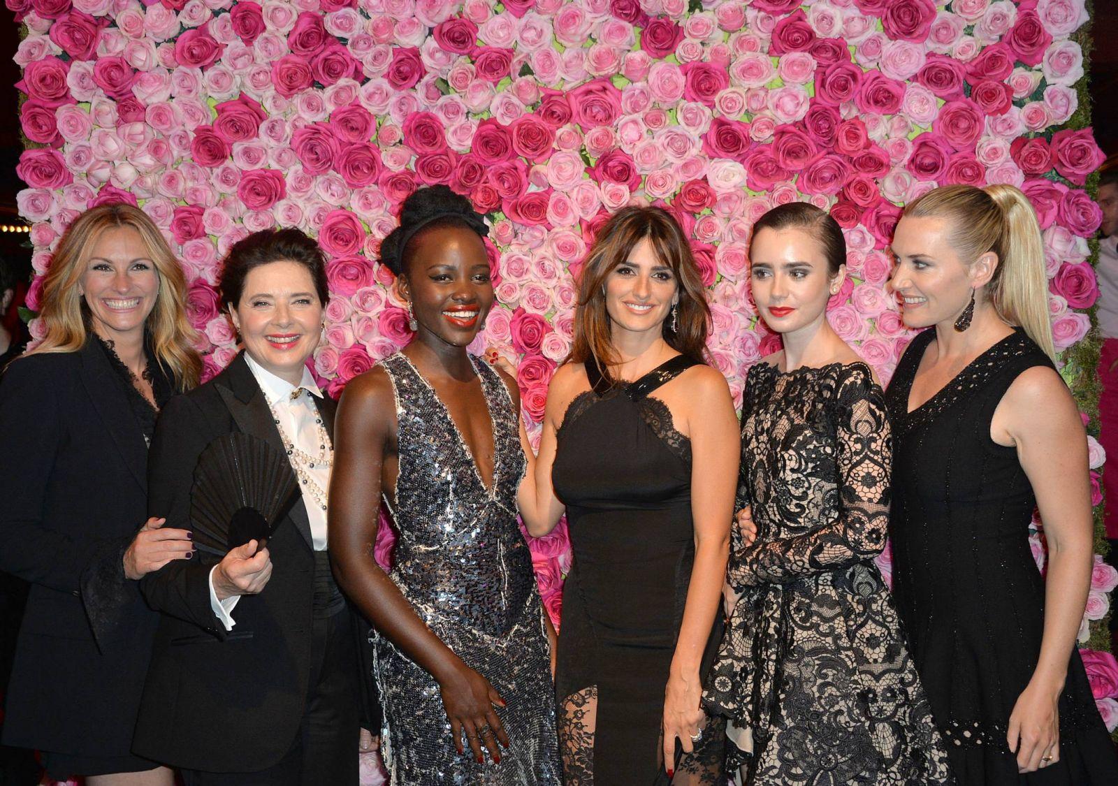 Главная вечеринка, посвященная 80-летию Lancôme, прошла в Париже