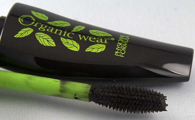 Physicians Formula Organic Wear 100 % Natural Lash Boosting Mascara