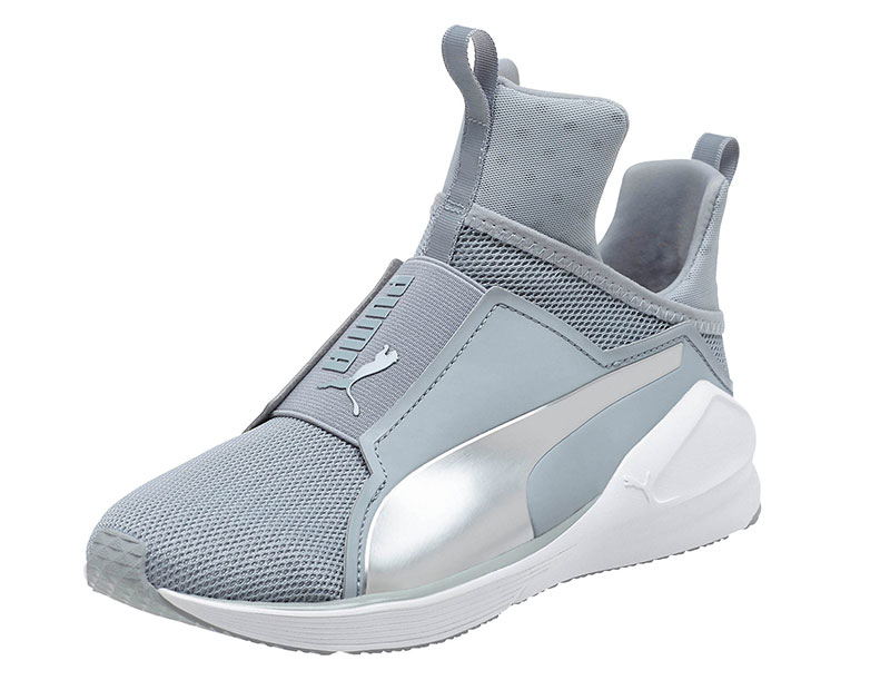 Легкая поступь: Кайли Дженнер представила собственную модель кроссовок для Puma