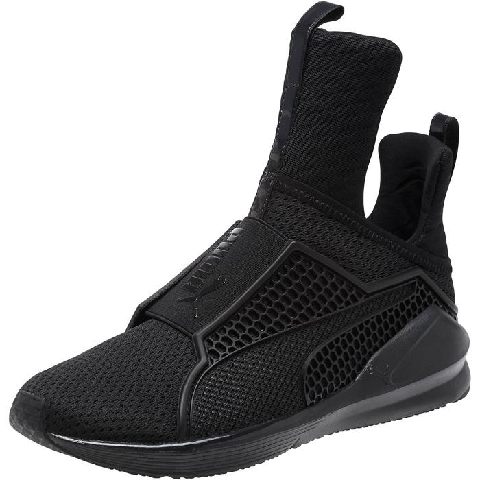 Спорт на стиле: Рианна создала для Puma новую модель кроссовок FentyTrainer