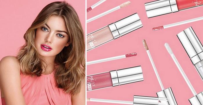 Мисс Пупа: новая линия блесков для губ Miss Pupa Gloss от Pupa