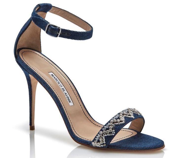 Обувь для иконы стиля: Рианна создала коллекцию для Manolo Blahnik